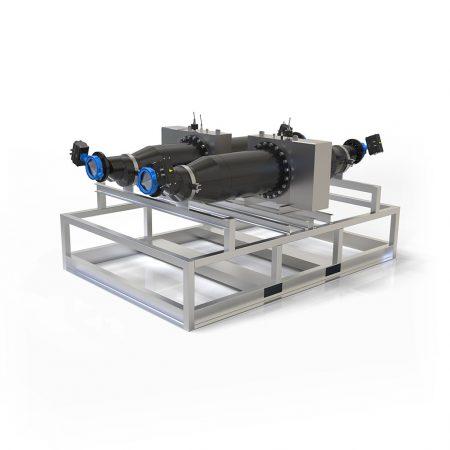 UV-modul for vannrensing