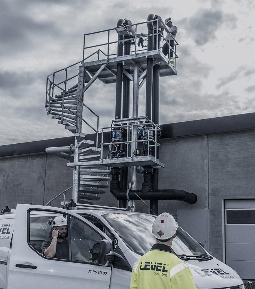 Vannbehandling for akvakultur installert hos Trovåg